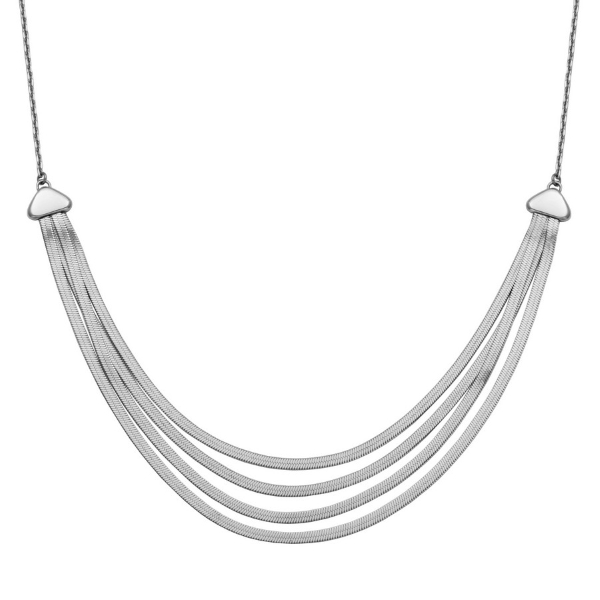 17.5 inch Smooth Chain Necklace